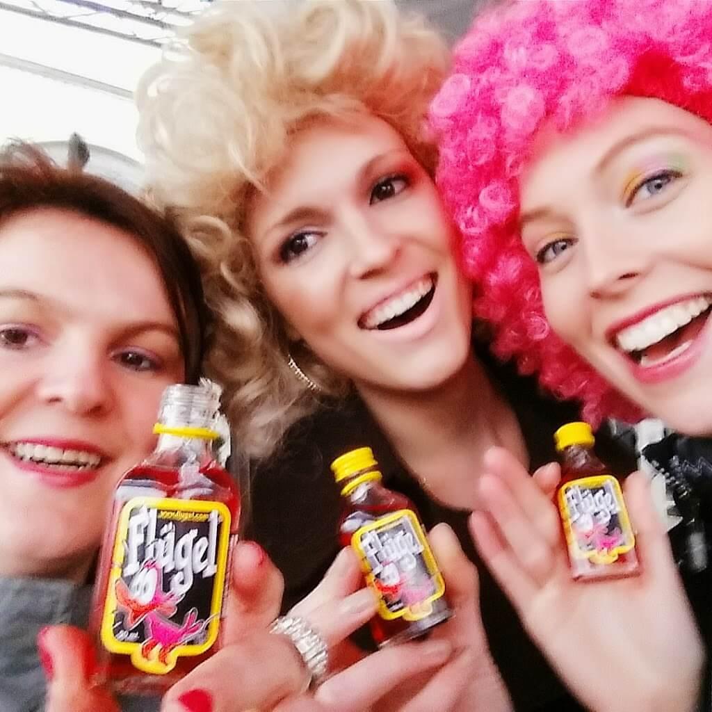 DIARY sunday special week 8 carnaval Breda
