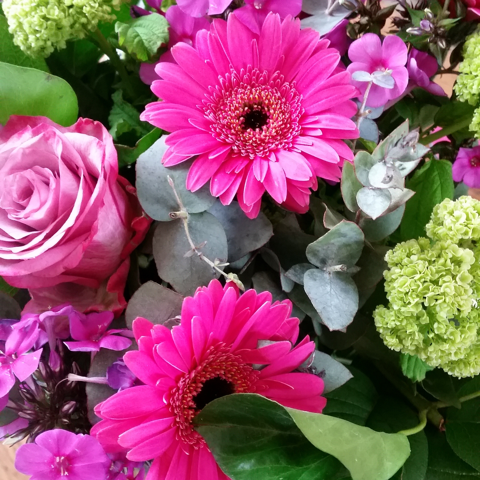 bloemen happy