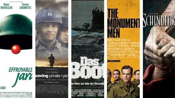 Tweede Wereldoorlog films