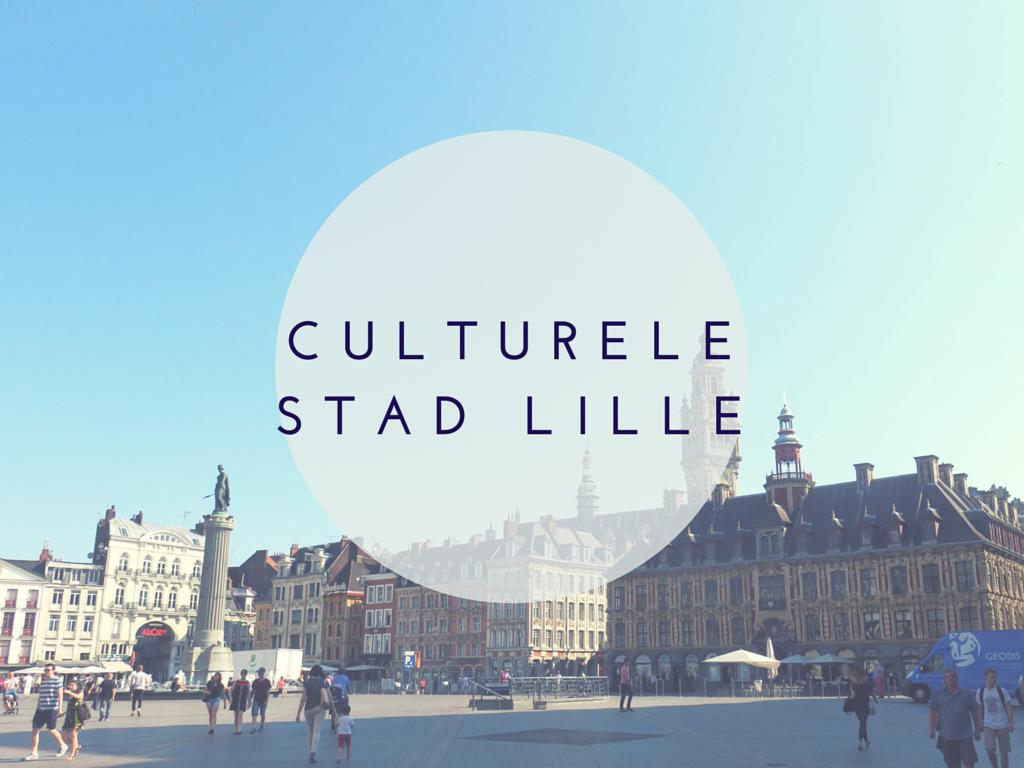 culturele stad Lille