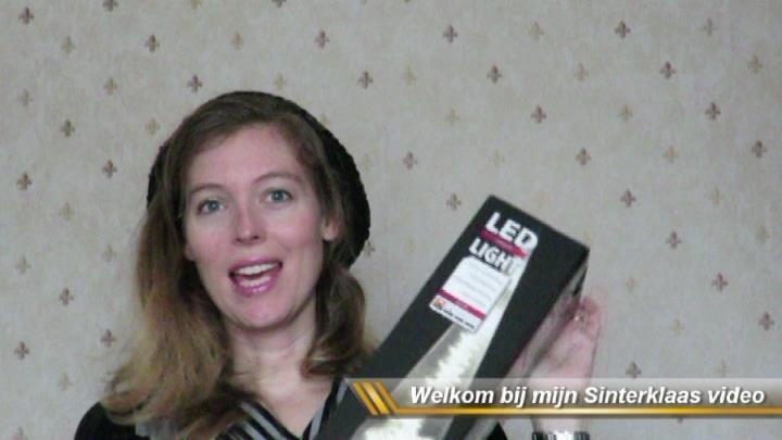 Video Sinterklaas haul 2015