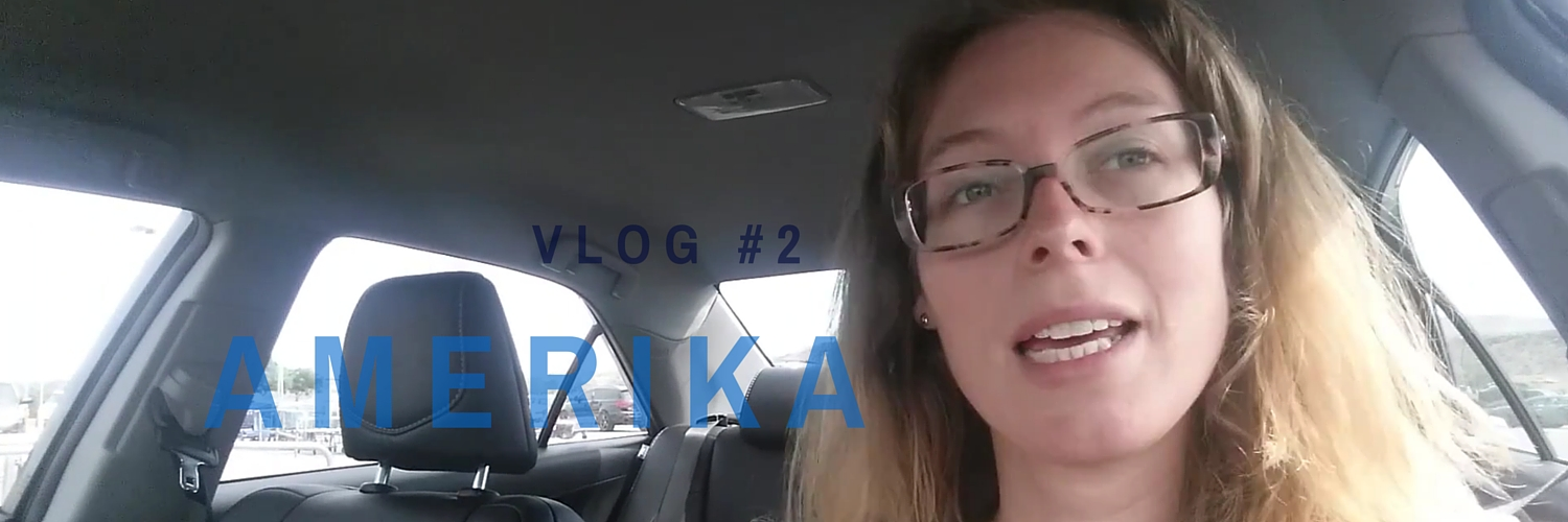 Amerika Vlog 2 Life on the Road