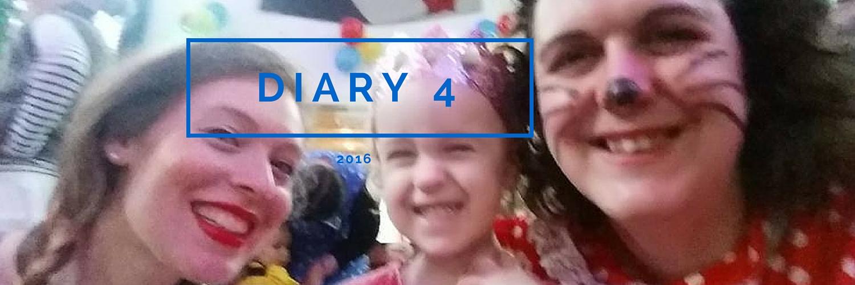Diary 2016 Week 4
