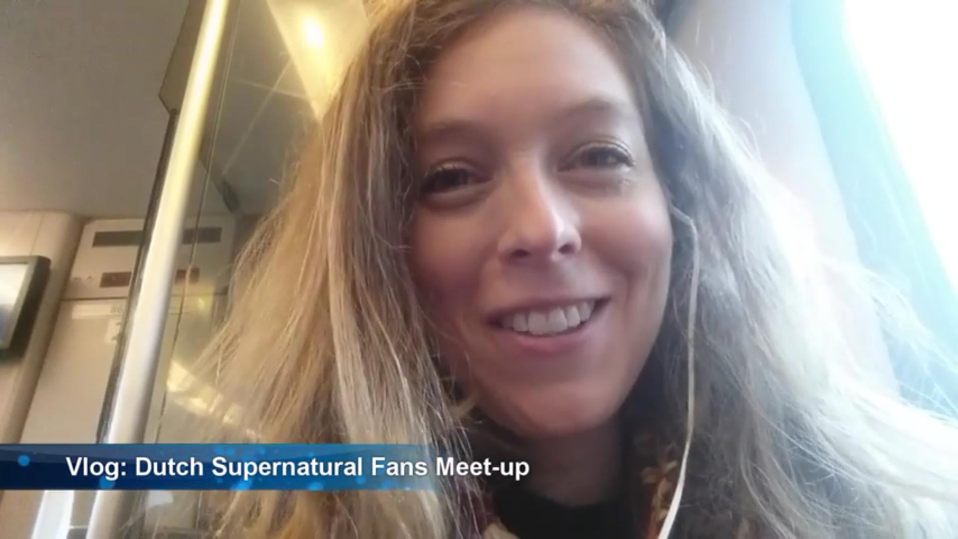 Vlog Supernatural Fan Meet-Up