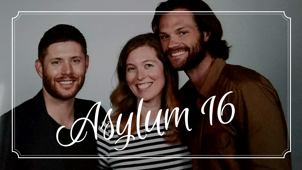 Asylum 16 mijn supernatural convention ervaring