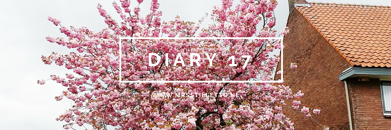 Diary 2016 Week 17