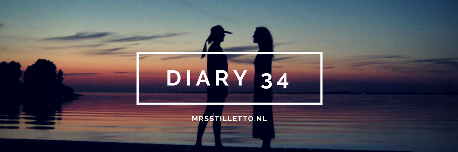 DIARY 2016 Week 34 Grevelingenmeer sunset swim