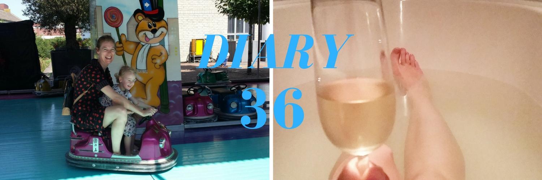 diary 2016 week 36 officieel verhuizen