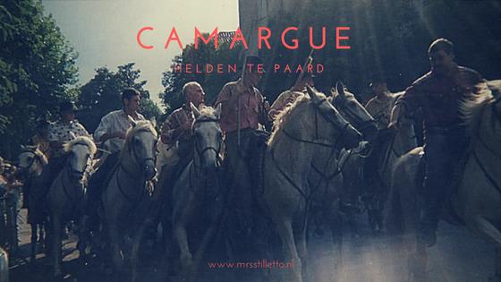 Camargue helden te paard - ruiters om verliefd op te worden