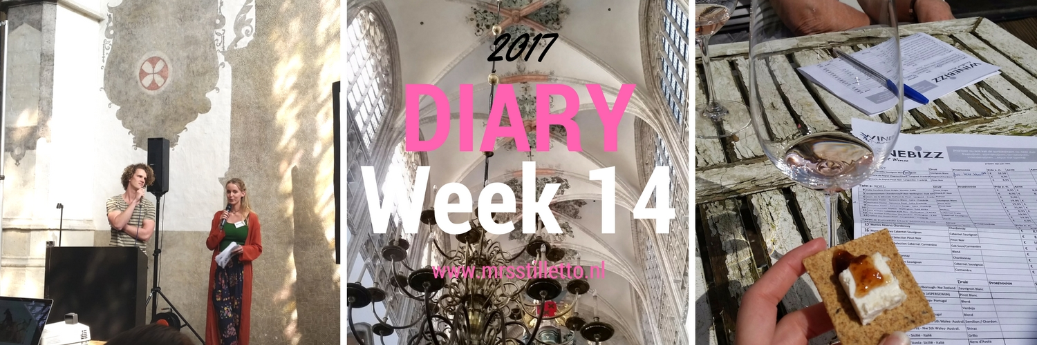 DIARY 2017 Week 14 Xperience Abroad Fair