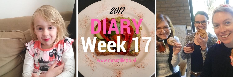 DIARY 2017 Week 17 Roosendaal