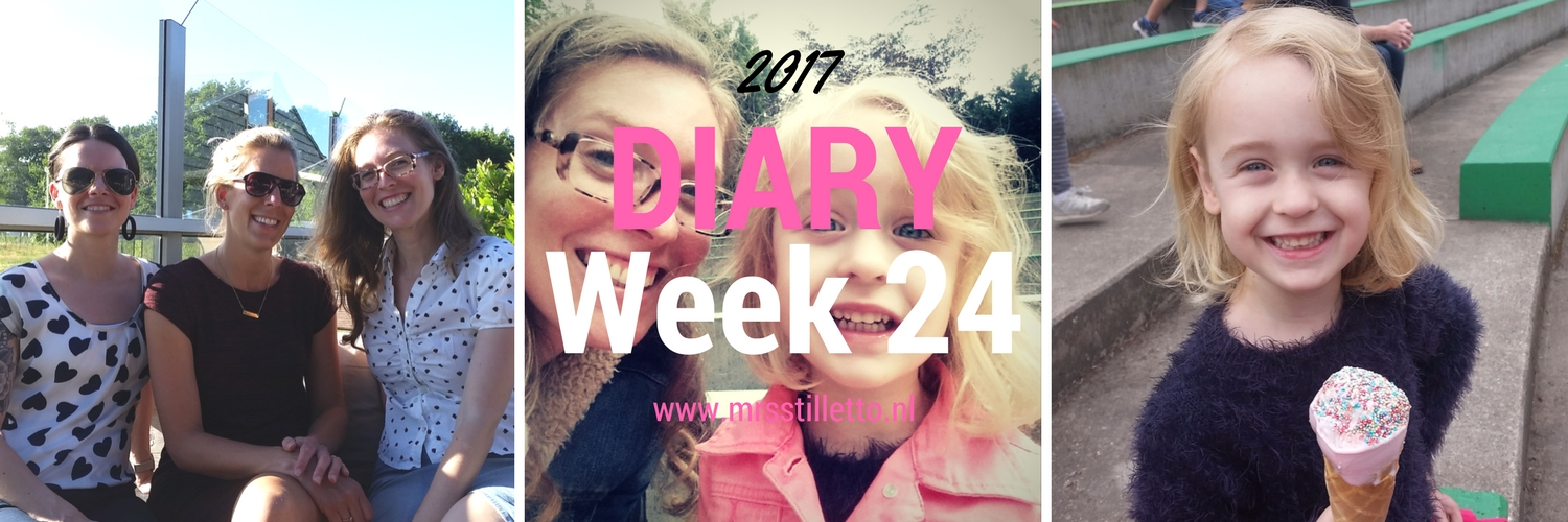 DIARY 2017 Week 24 Google Training