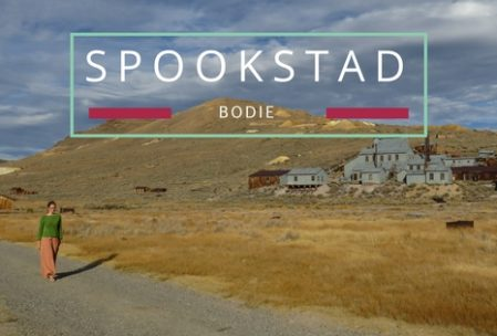 Spookstad in Amerika Bodie State Historic Park