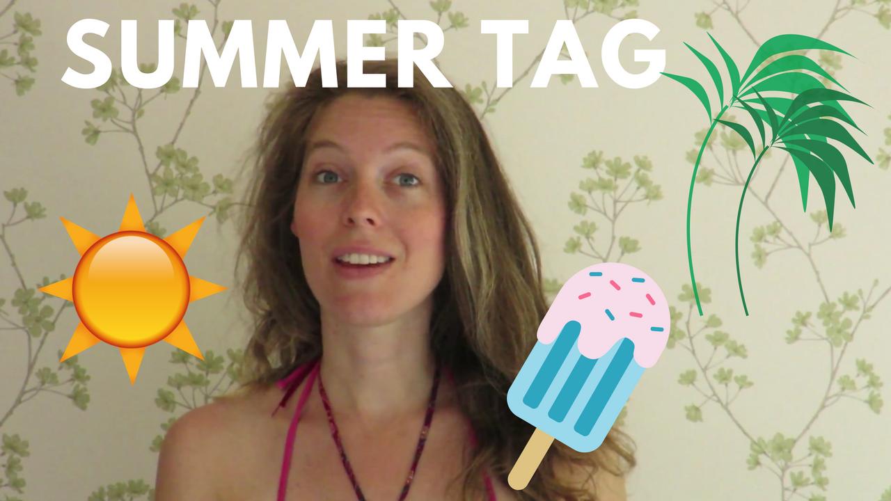 zomer tag summer tag