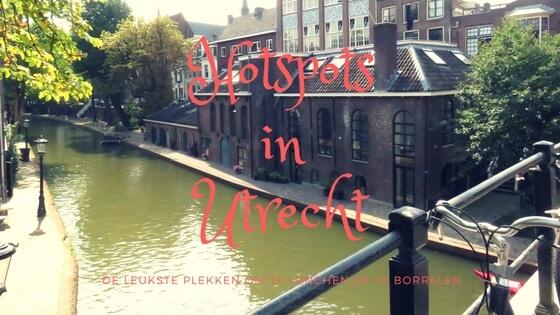 eten en drinken in Utrecht - op hotspot onderzoek in de stad met de domtoren