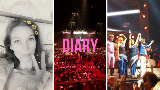 DIARY 2019 - Week 13 en 14 - Concerten de avond van de filmmuziek en ABBA