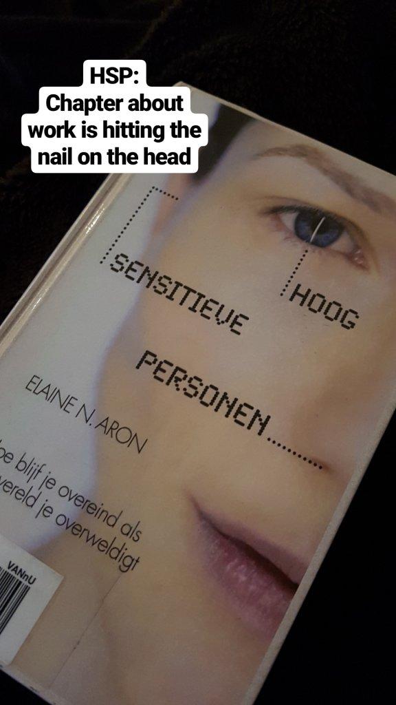 Hoog sensitieve persoon
