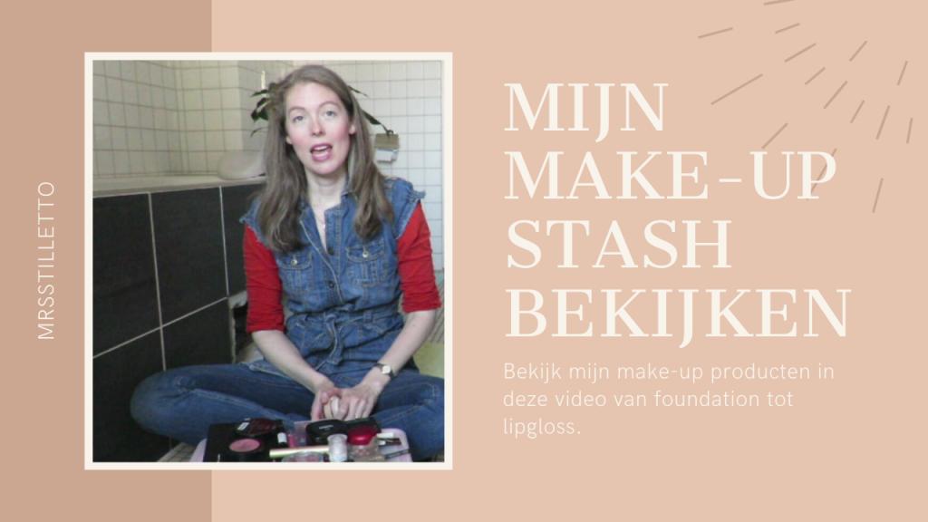 Mijn make-up stash bekijken lipproducten video