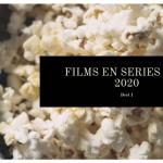 Films en series tips 2020 - Deel 1
