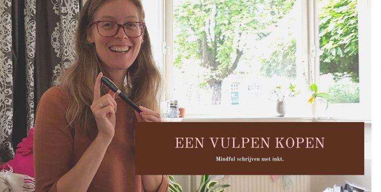 een vulpen kopen in Tilburg