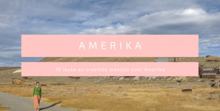 10 leuke en vreemde weetjes over amerika